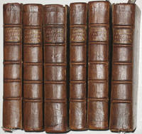 The History of the Rebellion and Civil Wars in England, Begun in the Year 1641. With the precedent Passages, and Actions, that contributed thereunto, and the happy End, and Conclusion thereof by the King's blessed Restoration, and Return, upon 29th May, in the Year 1660. Three volumes bound in six
