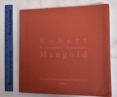 Maastricht: Bonnefantenmuseum, 1989. Paperback. VG some minor wear to cover. Dutch and English langu...