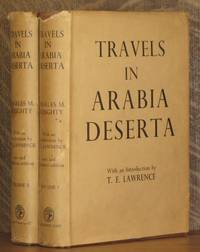 TRAVELS IN ARABIA DESERTA (2 Volumes, complete)