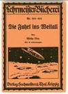 DIE FAHRT INS WELTALL ... 19 Abbildungen von Thea Blüthner