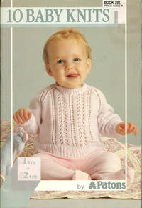 image of PATONS : 10 BABY KNITS : Book 822