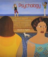 image of Exploring Psychology (Paper) & Psychology and the Real World