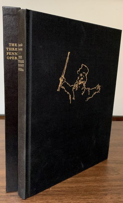 New York: Limited Editions Club, 1982. Hardcover. Orig. black linen cloth illustrated in gilt. Fine ...