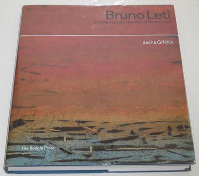 Sydney: The Beagle Press, 2002. First edition. Hardcover. Very Good/very good. Wide hardbound quarto...