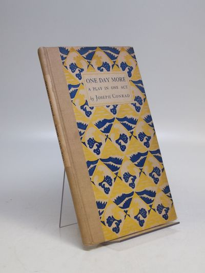 London: Beaumont Press, 1919. Limited. hardcover. very good(+). Small 8vo, blue & yellow patterned b...