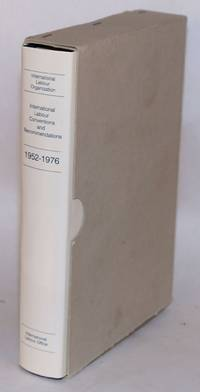 image of International labour conventions and recommendations 1952-1976, volume II