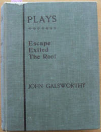 Plays: Seventh Series (Escape; Exiled; and The Roof)