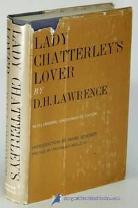 Lady Chatterley's Lover (in original unexpurgated edition)