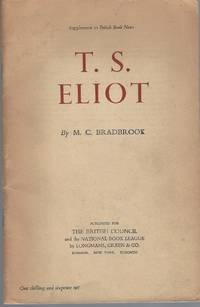 T.S. Eliot Supplement to British Book News