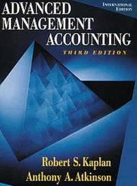 image of Advanced Management Accounting (International Edition)