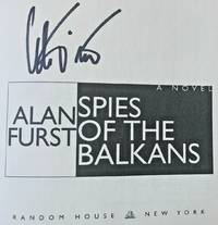 SPIES OF THE BALKANS (SIGNED)