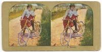 Antique Stereoscope Card, Woman