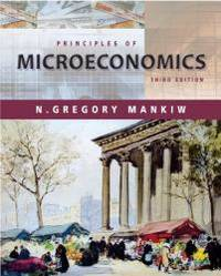 image of Principles of Microeconomics (with Xtra!)