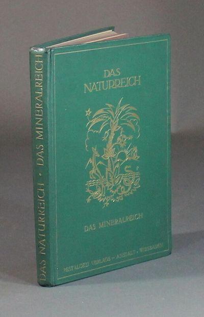 Wiesbaden: Wiesbaden Pestalozzi, 1923. 8vo, pp. xi, , 207, ; 30 color composite plates of various mi...