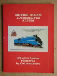 British Steam Locomotives Album. Collector Series Postcards.