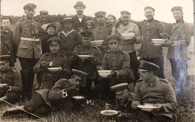 German Soldier's Album During WWI...