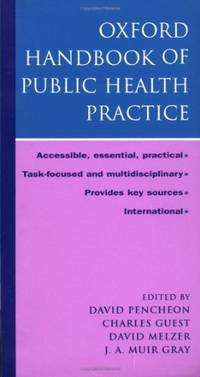 image of Oxford Handbook of Public Health Practice (Oxford Handbooks Series)