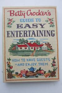 image of BETTY CROCKER'S GUIDE TO EASY ENTERTAINING
