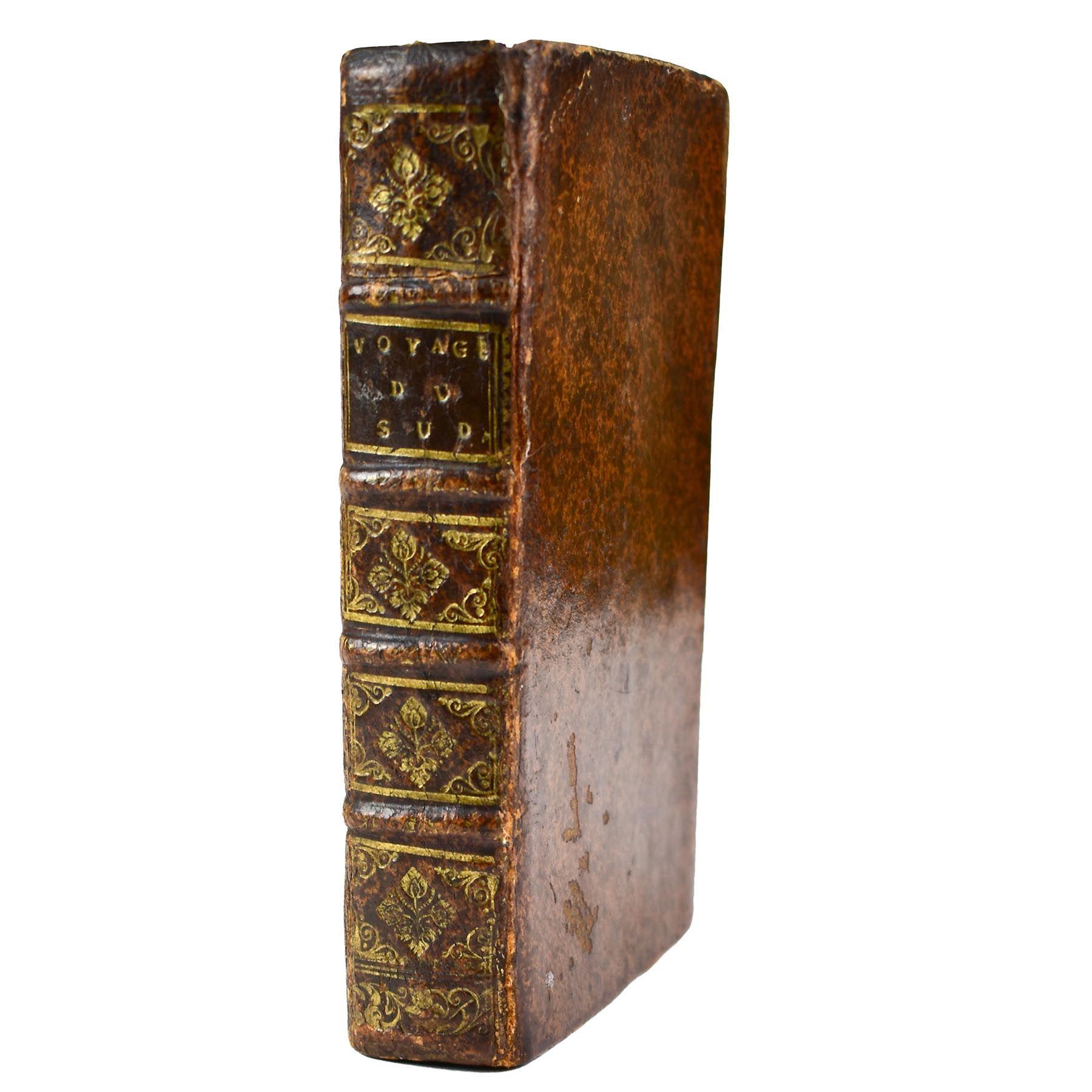 Journal du Voyage fait a la Mer de Sud, avec les Flibustiers de l'Amerique en 1684. & annees suivantes. (photo 1)