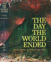 The Day the World Ended by  Morgan  Gordon; Witts - Hardcover - Book Club (BCE/BOMC)  - 1969 - from BOOX and Biblio.co.uk