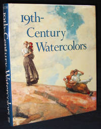 Nineteenth-Century Watercolors by  Christopher Finch - First Edition - 1991 - from Exquisite Corpse, Booksellers (SKU: 009659)