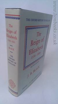 The Reign of Elizabeth 1558-1603