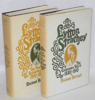 New York: Holt, Rinehart and Winston, 1968. Hardcover. Two volumes, first US edition, prior owner's ...