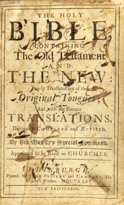 ABAA | The Holy Bible, containing the Old Testament and the
