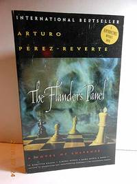 The Flanders Panel by  Arturo & Margaret Jull Costa Perez-Reverte - Paperback - 1996 - from Hammonds Books  and Biblio.com