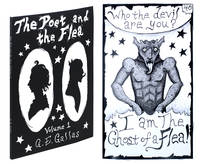 The Poet and the Flea. Ode to William Blake. Volume 1. Written and illustrated by G.E. Gallas.