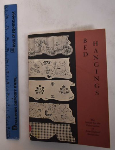 Boston: The Society for the Preservation of New England Antiquities, 1961. Paperback. VG-. Spine tan...