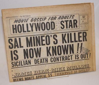 Hollywood: Bill Dakota, 1976. Newspaper. 28p., 14x22 inch folded newsprint tabloid illustrated with ...
