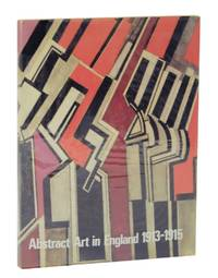 Abstract Art in England 1913-1915