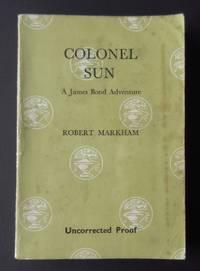Colonel Sun.  A James Bond Adventure.