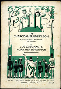 image of The Charcoal Burner's Son   A Dramatic Story for Children with Music and a Dragon [Vintage Piano Solo Sheet Music]