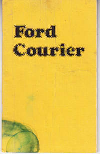 1974 Ford Courier Owner's Manual