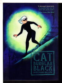 CAT BURGLAR BLACK.