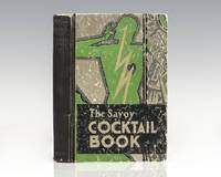 The Savoy Cocktail Book. by  Harry Craddock - First Edition - 1930 - from Raptis Rare Books (SKU: 107229)