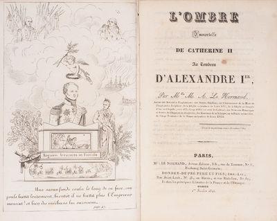 L�Ombre immortelle de Catherine II...