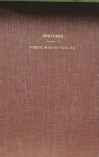 Fossil Man in Tangier:  Papers of the Peabody Museum of American  Archaeology and Ethnology, Harvard University, Vol. XVI, No. 3