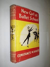 New Girl At Ballet School