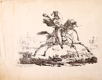 Hussard aux galop. by  Carle (1758 Bordeaux - Paris 1836) Vernet - from Alan Wofsy Fine Arts and Biblio.co.uk