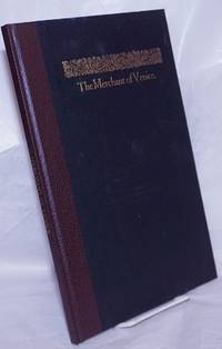 image of The Merchant of Venice; A Facsimile from the First Folio, With an introduction by Anthony James West