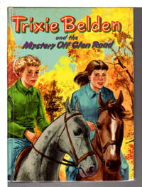 image of TRIXIE BELDEN: THE MYSTERY OFF GLEN ROAD #5