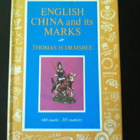 image of English China and Its Marks