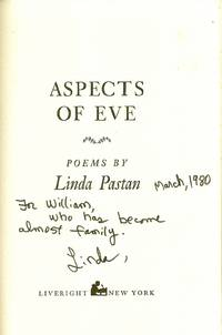 ASPECTS OF EVE. POEMS