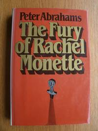 The Fury of Rachel Monette by  Peter aka Spencer Quinn Abrahams - First edition first printing - 1980 - from Scene of the Crime Books, IOBA (SKU: biblio14522)