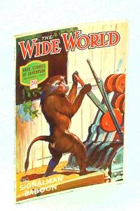 image of The Wide World Magazine - True Stories of Adventure, December [Dec.] 1923, Vol. LII, No. 308: Exploring in Central Brazil / The Signalman Baboon