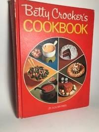 "image of BETTY CROCKER'S COOKBOOK (HARDBOUND VERSION WITH ""PIE COVER"")"
