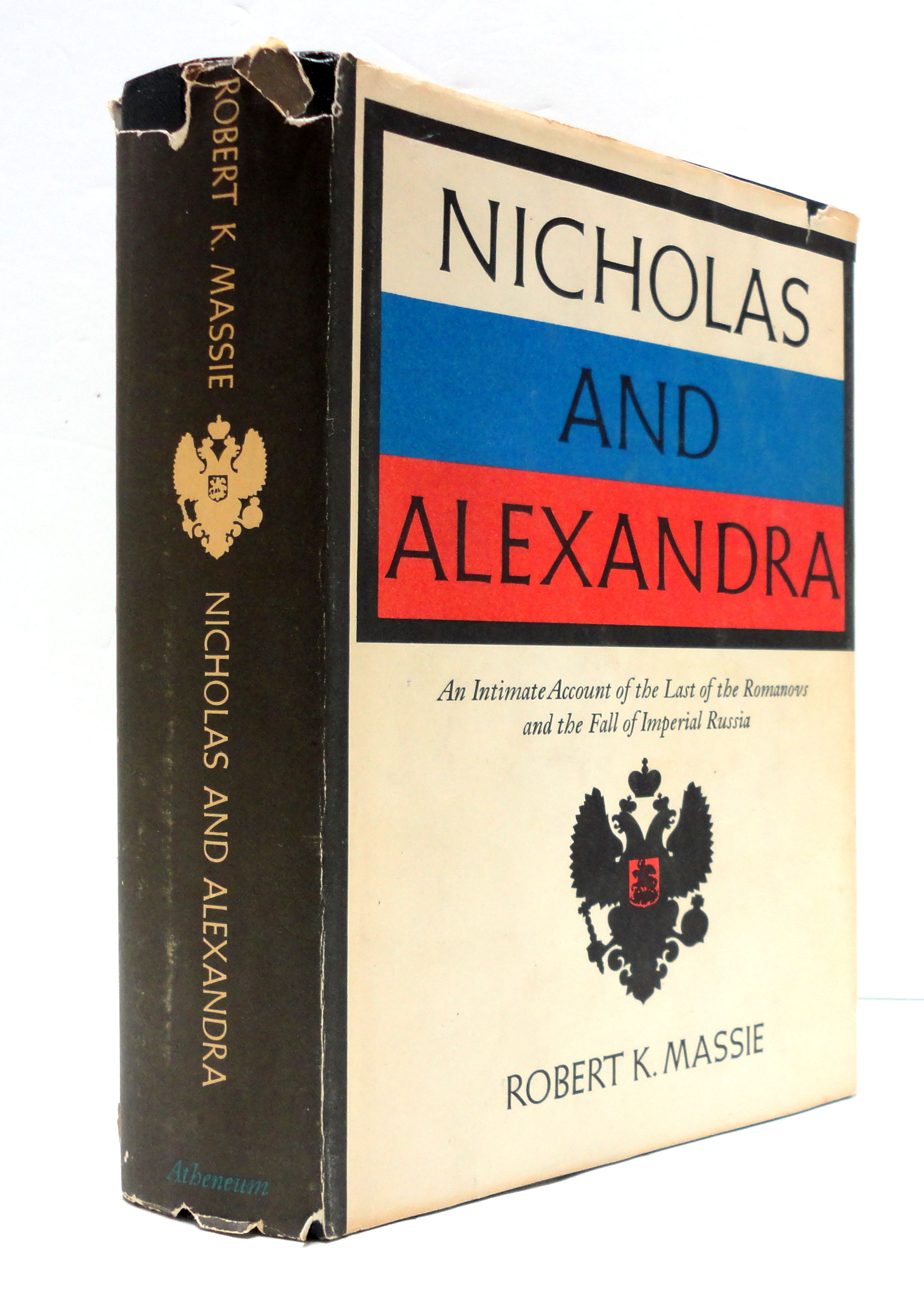 robert k massie nicholas and alexandra pdf